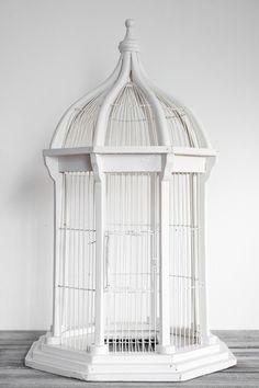 vintage  bird cages