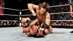 WWE.com: Daniel Bryan vs. Ryback: photos #WWE