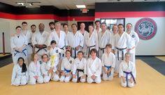 Clear Lake Shotokan Karate Dojo Houston Texas USA 2013