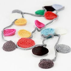 Knit Circles Garland