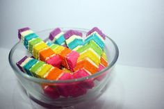 cake cookies, cupcak, layer cakes, mini rainbow cakes, rainbow birthday