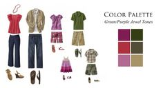 What to Wear for Family Colors