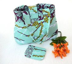 Waiting Teal Spring  by Marsha Bourquin on Etsy