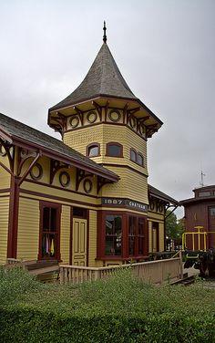 Chatham, Ma Train Station