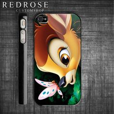 Option 1:  BAMBI Disney iPhone 4 case  iPhone 4s case by redrosecustomshop, $16.99