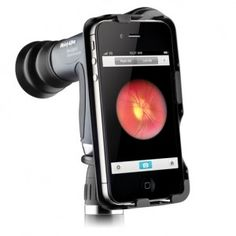 FDA clears Welch Allyn's iPhone-enabled opthalmoscope