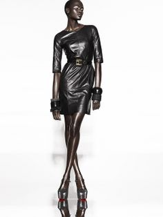 OBJECT collection (2011) by George Antonopoulos for Danier #nattygal #leather #fashion #women