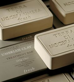 Italian Soap: Terra di Nocera Umbra #packaging