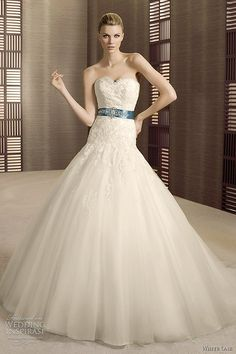 bridal gowns | white one wedding dresses 2012 bridal collection - Ozono