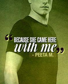The Hunger Games - Peeta!!!