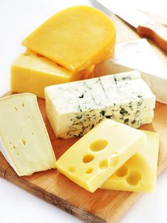 10 Healthy Cheese Snacks