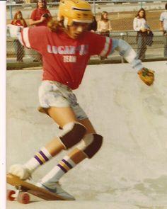Eddie Katz- Lip slide -photo by Warren Bolster.