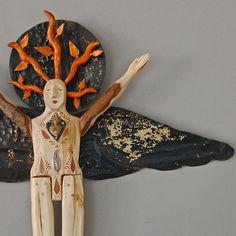 Folk Art Angel