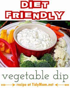 Diet Friendly Vegeta