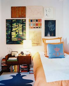 the right way to do a small bedroom