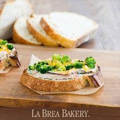 After Thanksgiving: Turkey Breast, Cheddar & Broccoli Melt