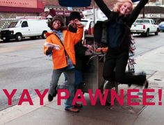Parks and Recreation - Yay Pawnee!
