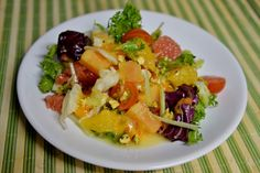 Sicily salad - Recip
