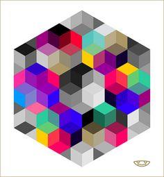 #cube #squares #pixel #pattern #patterns #geometry
