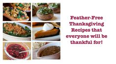 A Feather-Free Thanksgiving Menu