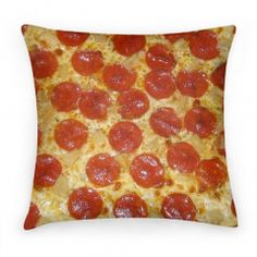 PIZZA THROW PILLOW - PREORDER at Shop Jeen | SHOP JEEN