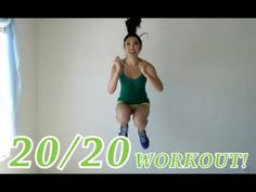 Such an awesome workout for those of you that say you don't have the time, this takes a few minutes.