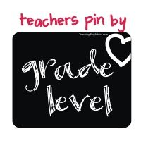 Teaching Blog Addict: Search Pinterest by Grade Level