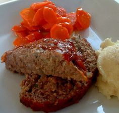 Seriously THE best meatloaf ever!