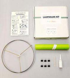 Large DIY Lampshade Kit