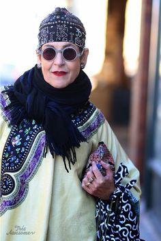 Tziporah Salamon visits Chicago #streetstyle #styleicon #fashion #style