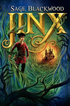 Children's Book Committee June 2013 Pick: JINK by Sage Blackwood (Harper Collins, 2013)