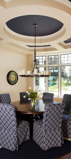 Haisma Design Co. | Traditional Dining Room
