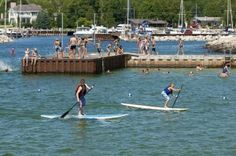 Every child should have the opportunity to splash, play, and swim in safe, clean lakes and rivers. - Sister Bay, WI -