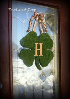 St. Patricks Day Wreath -