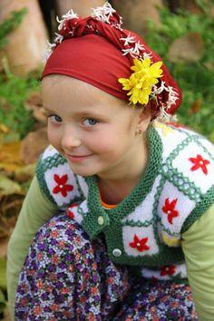 Little Turkish girl - Köylü kizi