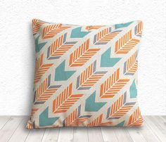 Geometric Pillow Cover Pillow Cover Cushion Cover by 5CHomeDecor, $14.99