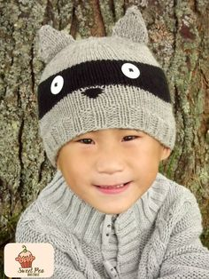 Hand knit animal hats  Toddler Child Teen by SweetPeaKnits829, $28.00