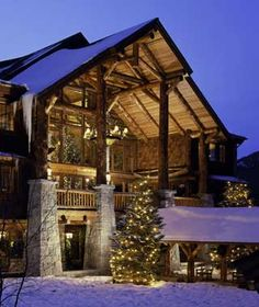 dream honeymoon idea...not exactly this place but a lodge somewhere  The Whiteface Lodge, Lake Placid, NY