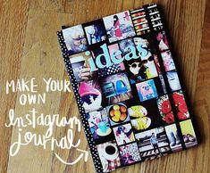 instagram journal cover
