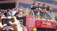 Dodgers Blue Heaven: What a Mighty Fine Day for a Kings Parade