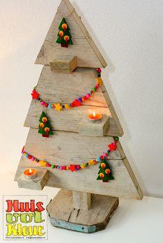huisvolkleur / Christmas tree