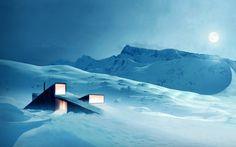 Fantastic norway / Håkon & Haffner | Mountain Hill Cabin