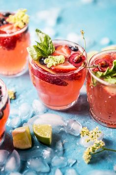 tequila sangria