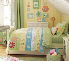 Ideas para cuartos de niñas | inspiración de diseño de interiores