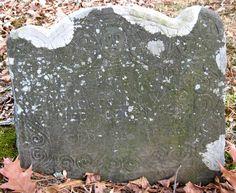 Tombstone Tuesday: James Robertson Grave 1720 #genealogy #familyhistory