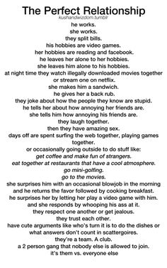 I love this it's almost all true except for a few things he knows which ones