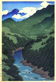 Yanagawa River, Kosh