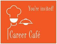 Students learn about careers through Career Cafe