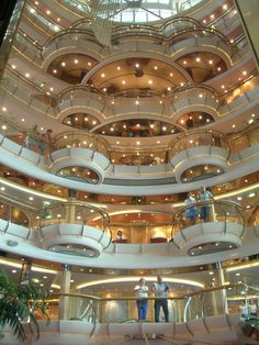 Can't wait for my Hawaii cruise on Radiance of the Seas - 56 days!  She looks fabulous!