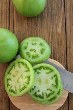 fried green tomatoes  ღ